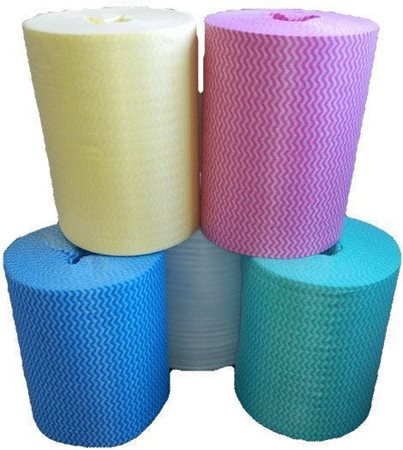 Cottonette Rolls in five colours