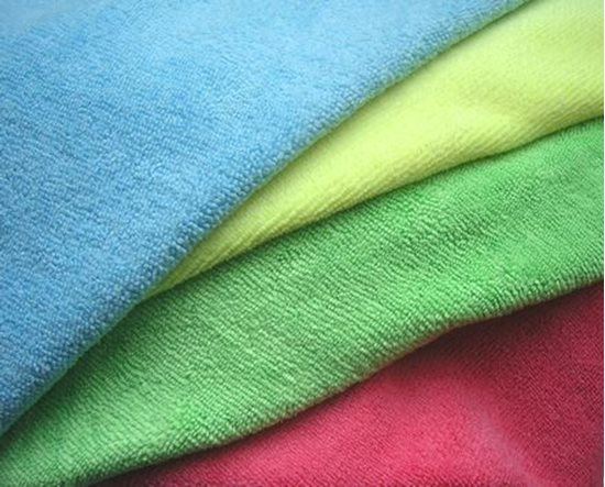 Microfibre Knitted Towels