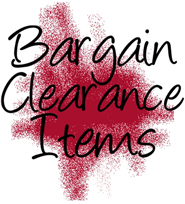 "Great clearance items available in stock at www.wipersupply.com. Lots of ""end of range"" and redundant products - wiping cloths, rolls, and some real ""oddballs"" - but BARGAINS are to be found! Have a look!  All subject to being unsold. No reasonable offers refused! www.wipersupply.com"