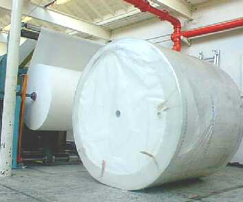Large Rolls can be handled at www.wipersupply.com