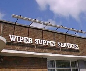 Wiper Supply Services - our former premises in Dallow Road, LUTON.